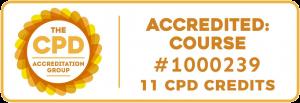 accreditation stamp